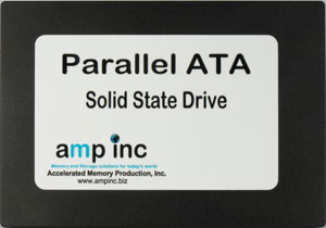Parallel ATA Solid State Drive